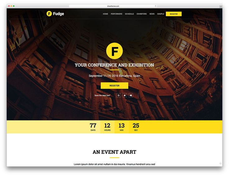 fudge-simple-event-website-template-for-wp