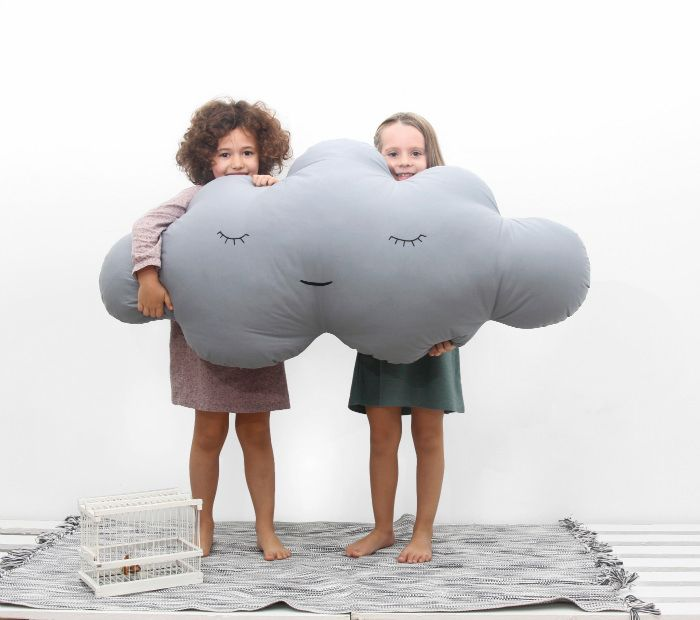Paparajote-  Sweet Cushions For Kids- Petit & Small