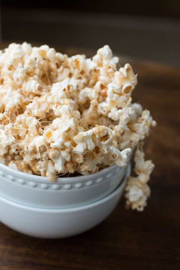 Marshmallow Popcorn | 27 Marshmallow Treats That Are Even Better Than S'mores