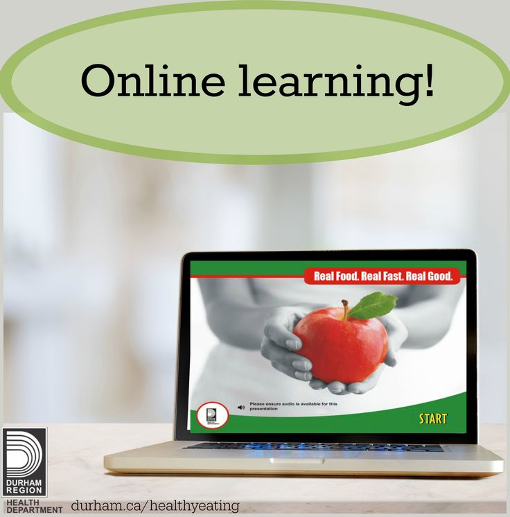 This online learning module will teach you why veggies and fruit are good for you, how to choose, prepare and store veggies and fruit as well as give ideas on how to add more veggies and fruit into your day.