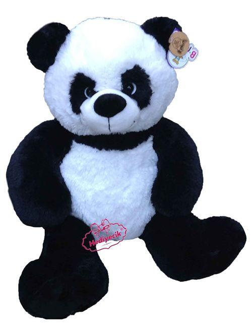 Peluş panda Türkçe Konuşan Panda Seni çok seviyorum sesli panda 47 cm