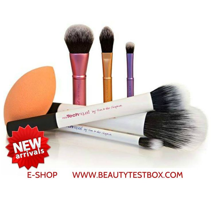 #NewArrivals !Το #Beautytestboxeshop υποδέχτηκε τα αυθεντικά επαγγελματικά #πινέλα μακιγιάζ Real Techniques ! emoticon smile emoticon heart Find Here:http://www.beautytestbox.com/woman/proionta?manufacturer=204&brand=324_204 #beautytestbox #beautybox #beautybloggers #beauty #happy #care #love #like #realtechniques #makeup #excited #brushes #shopnow