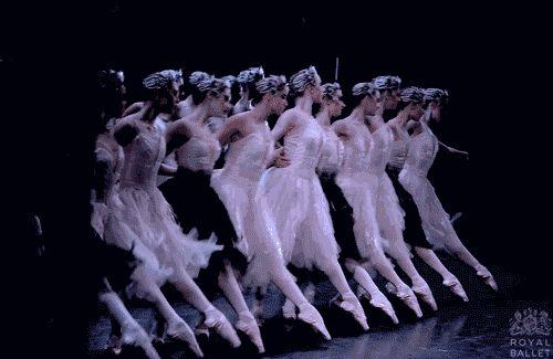 danseuses ballerines danseur (dont gifs animated)