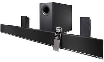 cool TV Speakers VIZIO S4251w-B4 5.1 Soundbar Wireless SubwooferSatellite Speakers - For Sale Check more at http://shipperscentral.com/wp/product/tv-speakers-vizio-s4251w-b4-5-1-soundbar-wireless-subwoofersatellite-speakers-for-sale/