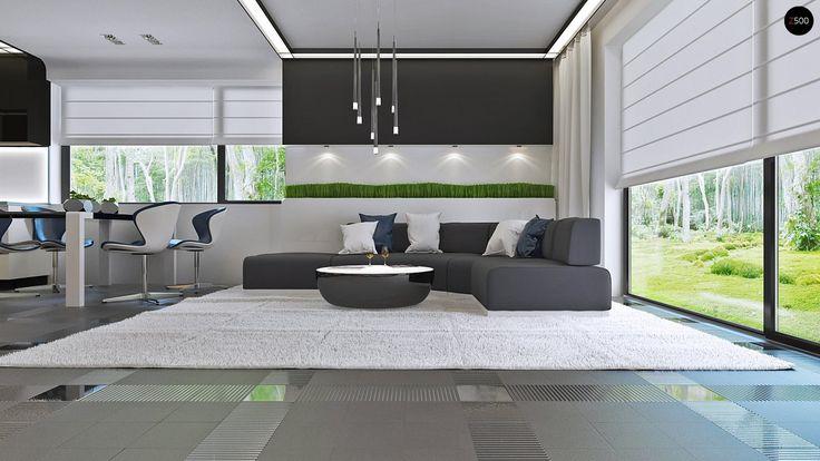 Z273 — это проект стильного одноэтажного дома в классическом стиле, спокойный характер которого подчеркивает черепичная крыша и практичная отделка из белой штукатурки и вставок из дерева.Преимущества проекта Z273:Особенностью дома является принцип его проектирования: площадь основных комнат увеличивается за счет минимизации технических и связующих помещений.Объединенные общим пространством кухня, гостиная и столовая дарят ощущение простора и света.Крытая терраса будет просто незаменимой для…