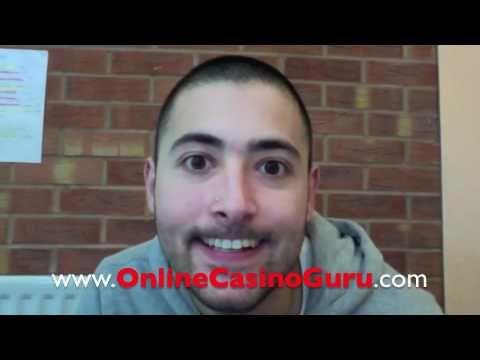 Crazy man talks about Online Casino Guru