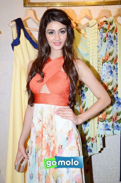 Aditi Arya at Ritika Bharwani's fashion preview in Mumbai