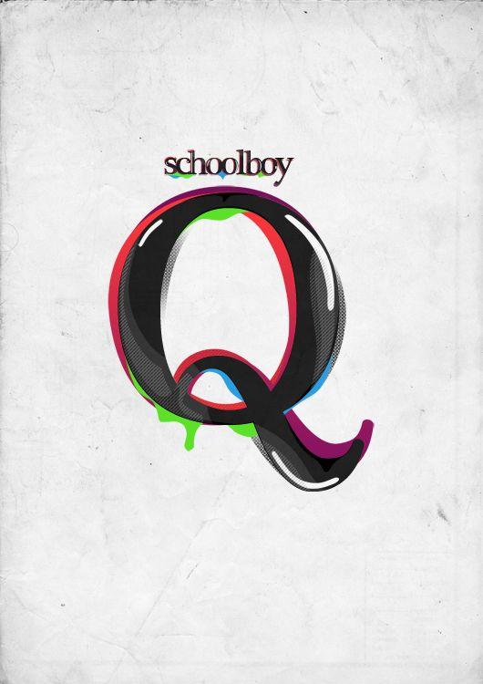 Schoolboy Q by ~hat-94