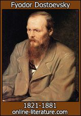 "Dostoevsky - Amazing depth and insight into the human psyche - favorite book - ""Crime and Punishment"""