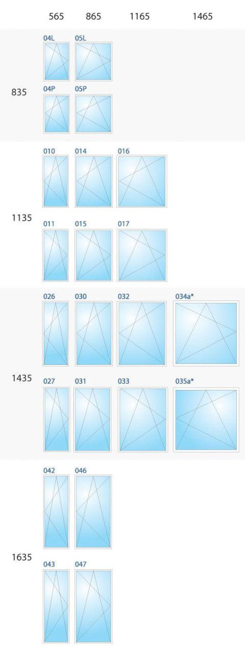 Fenstermaße tabelle  62 besten Möbel & Produktentwicklung BA5 Bilder auf Pinterest ...