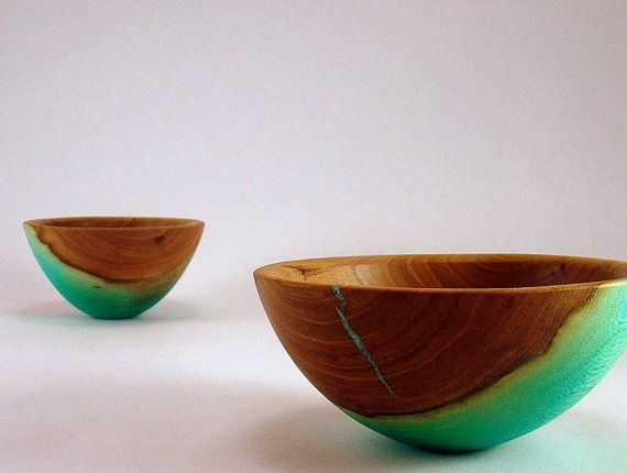gorgeous bowls, I wonder if I could hand dip some wood bowls and preserve them for everyday use for myself.