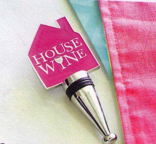 Hallmark EDC5029 House Wine-Bottle Stopper by Home Decor. $4.99