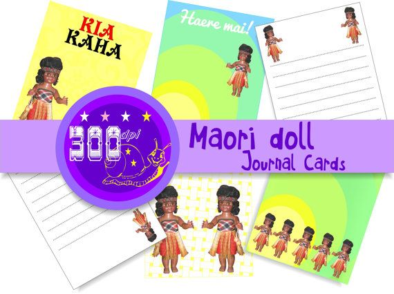 Digital journal cards for project life scrapbooking by GemmedSnail