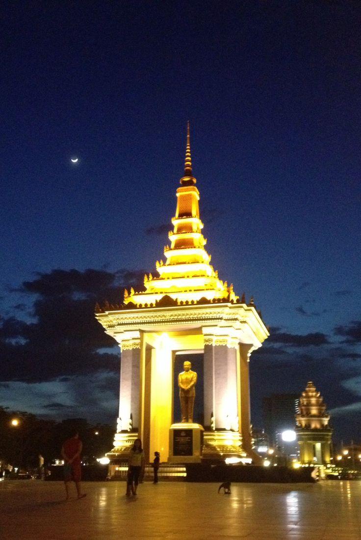 Days 54-55: Phnom Penh, Cambodia.