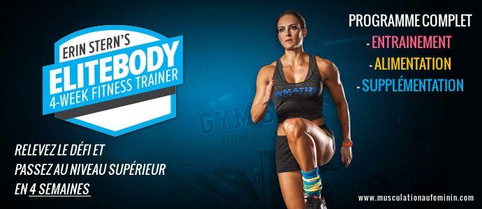 Je vous propose aujourd'hui de découvrir le programme Elite Body, conçu par l'athlète américaine Erin Stern, en collaboration avec Jacob Wilson, diplômé d'un Doctorat en physiologie de l'exercice. La force de ce programme ? La…