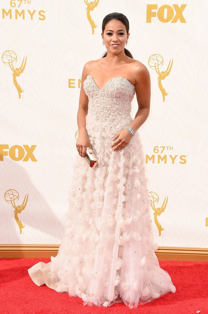 The 5 Best Dressed Stars at the Emmys: We'll preface this by saying it's almost impossible to pick a best dressed from this year's glittering lineup of Emmys looks.