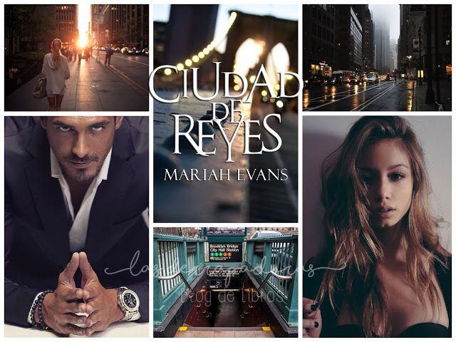 Ciudad de Reyes, Mariah Evans