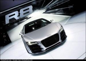 2008 Audi R8 V12 TDI in Detroit Photo Update - http://sickestcars.com/2013/05/18/2008-audi-r8-v12-tdi-in-detroit-photo-update/
