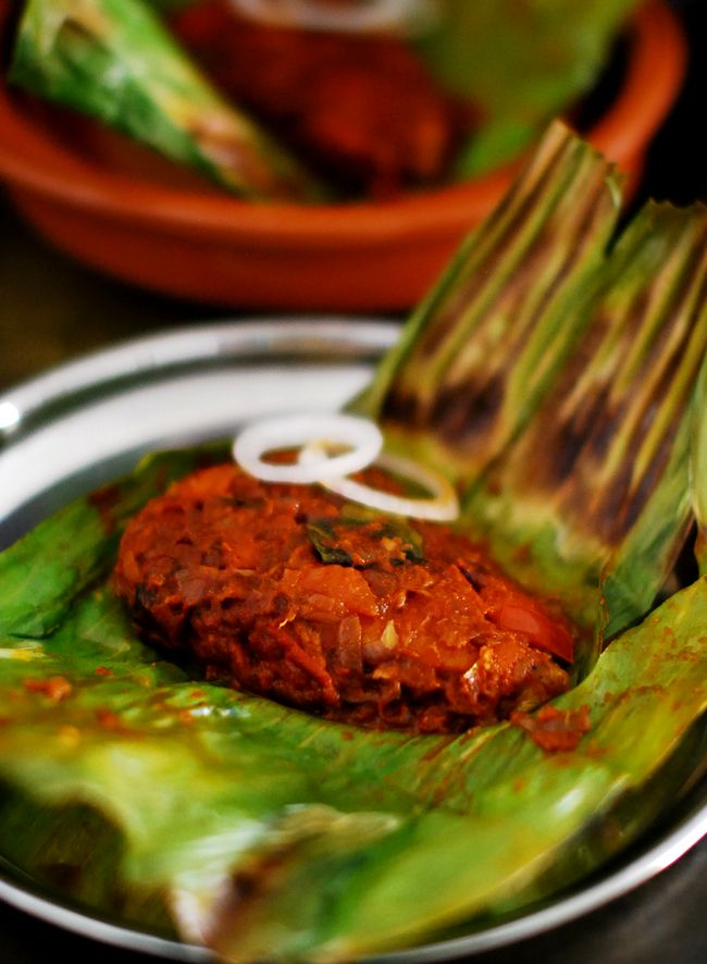 45 best kerala food and recipies images on pinterest cooking food kerala meen pollichathu recipe with step by step pictures forumfinder Choice Image