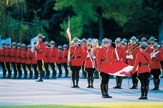 The birth and development of Saskatchewan is uniquely tied to the history of the world-famous Royal Canadian Mounted Police (RCMP), originally known as the North West Mounted Police. Saskatchewan's capital, Regina, remains home to the sole training academy for new members of the force. Over 1,000 new Mounties graduate each year.