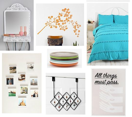 17 best images about bedrooms on pinterest urban for Home decor like urban outfitters