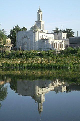 Kharkiv Cathedral Mosque, Ukraine