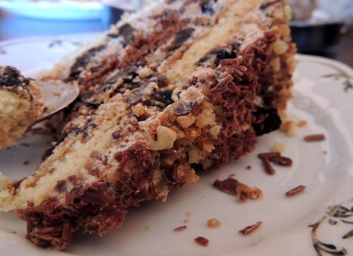 торт-с-черносливом-и-грецким-орехом-рецепт