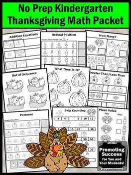 Amelia Earhart Worksheets Word  Best Thanksgiving Activities For Kids Images On Pinterest  Underline The Noun Worksheet Word with Math Worksheets For Grade 2 Word Problems Pdf Thanksgiving Math Activities No Prep Kindergarten Math Worksheets Comparing And Contrasting Worksheets Pdf