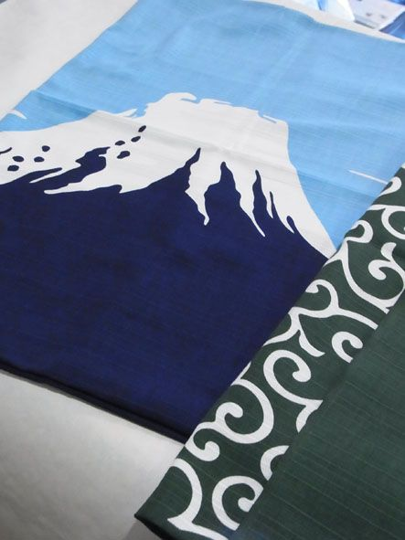 富士山風呂敷