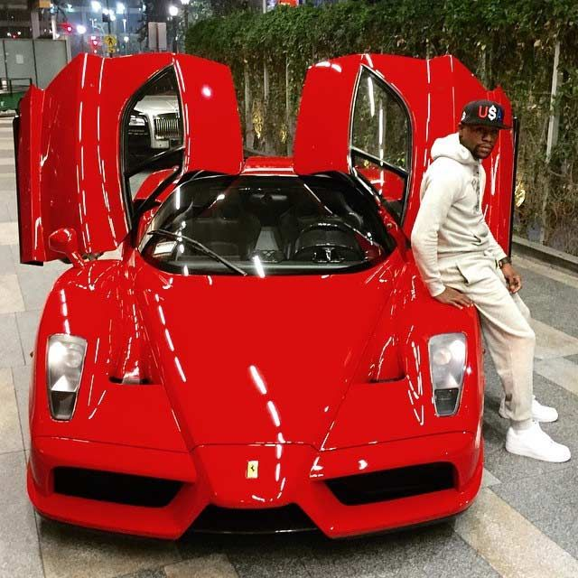 Floyd Mayweather's Ferrari Enzo Is Going Under the Hammer | automotive99.com