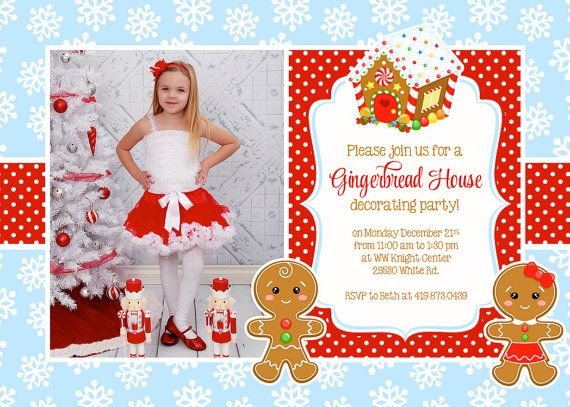 Gingerbread invitation gingerbread birthday invitation gingerbread invitation gingerbread birthday invitation gingerbread party invitation christmas party invitation gingerbread decorating gin pinteres filmwisefo Images