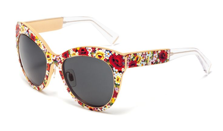 Dolce&Gabbana sunglasses: Spring Summer 2014 Mosaico Collection limited edition