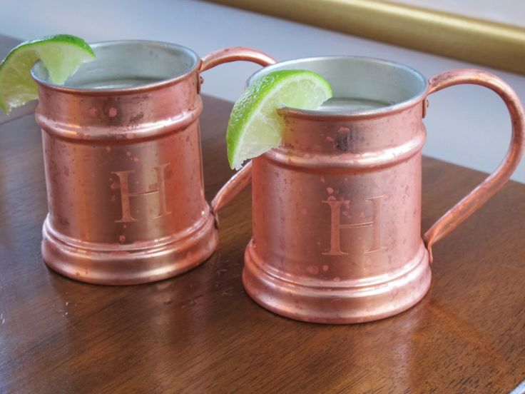 Moscow Mules - Just 3 Ingredients To Make This Refreshing Cocktail ...