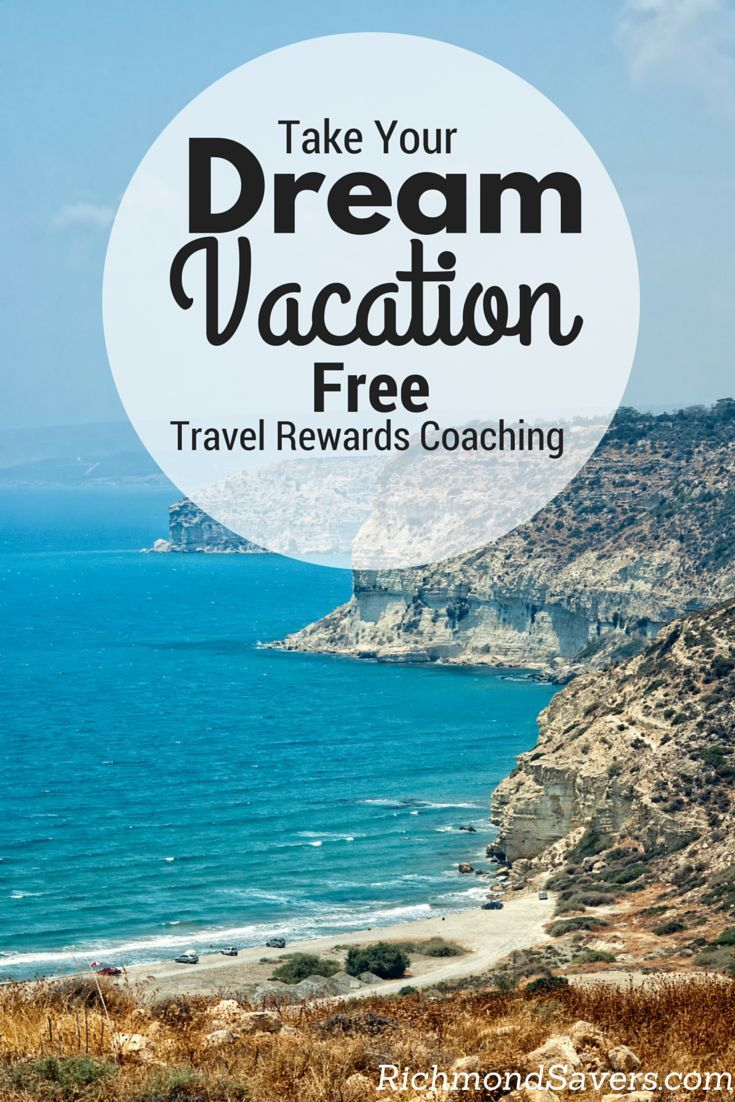 We're a normal family who learned to maximize credit card bonuses to earn over 1,000,000 points and travel to Disney World and Bermuda and we want to teach you how to take your own luxury vacation to wherever your dreams might take you! http://www.richmondsavers.com/free-travel-rewards-coaching-program/