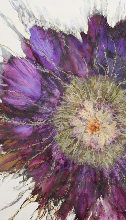 Encaustic art portfolio of Alicia Tormey