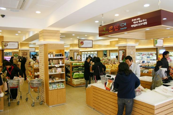 iCoop store interior 1