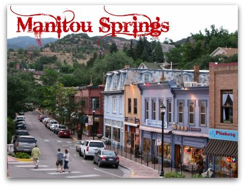 Head to Manitou Springs, right next door to Colorado Springs. They have a lot of cute shops and eateries.