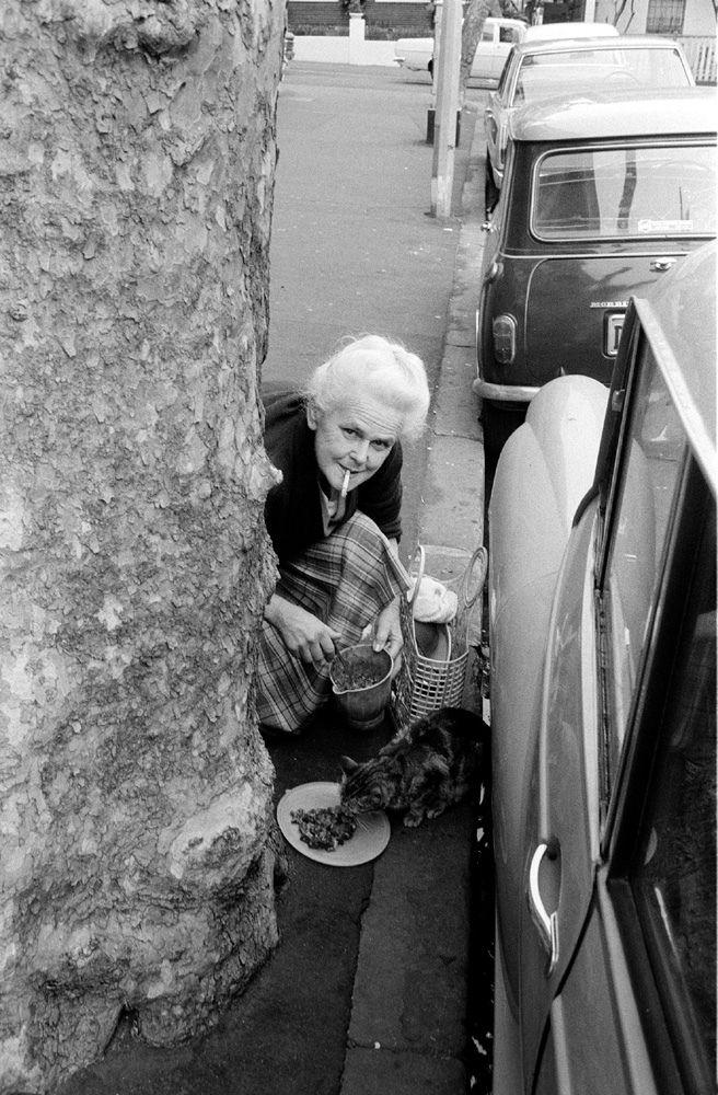 Cat Lady, Kings Cross 1970-71