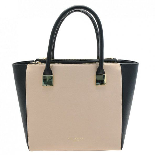Ted Baker Womens Taupe Teryn Shopper Bag