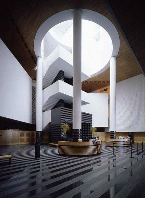 San Francisco MoMA - Photograph by Pino Musi, courtesy of Mario Botta Architetto
