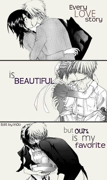 Anime/Manga = Kaichou Wa Maid Sama