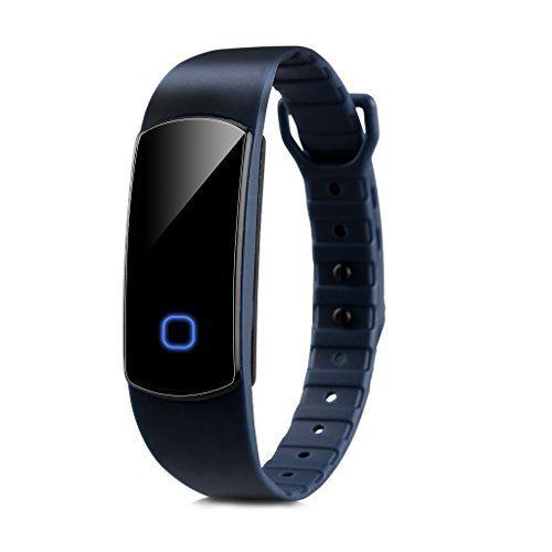 Diggro SH08 - Adjustable Impermeable Smartwatch Reloj de Pulsera Deportiva (Bluetooth, IP67, Podometro, Calorias - https://complementoideal.com/producto/tienda-socios/diggro-sh08-adjustable-impermeable-smartwatch-reloj-de-pulsera-deportiva-bluetooth-ip67-podometro-calorias-monitor-de-sueo-super-largo-tiempo-de-espera-para-andriod-ios-azul/