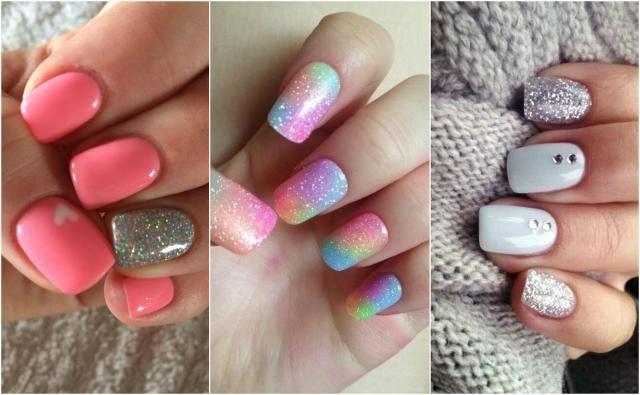 Paznokcie hybrydowe: przegląd top wzorów #wzorki #paznokcie #manicure