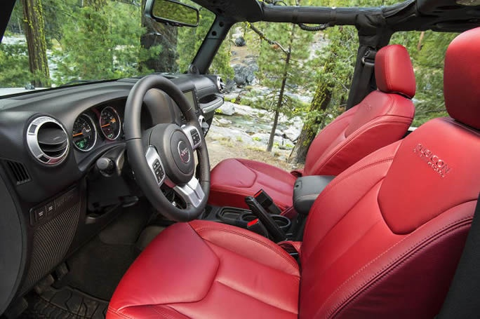 2013 Jeep Wrangler Rubicon 10th Anniversary Edition