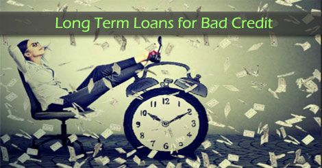 Easy Loans UK offers long term loans for bad credit people on exclusive deals in UK. These long term loans bring a great chance for you to get immediate cash even with bad credit score.
