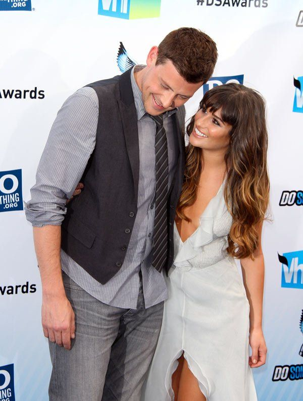 Lea Michele's Heartwarming Words About Cory Monteith