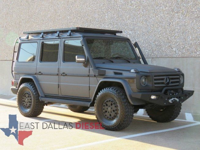 Used 2003 Mercedes-Benz G 500 Sport Utility for sale near you in Dallas, TX. Get more information and car pricing for this vehicle on Autotrader.