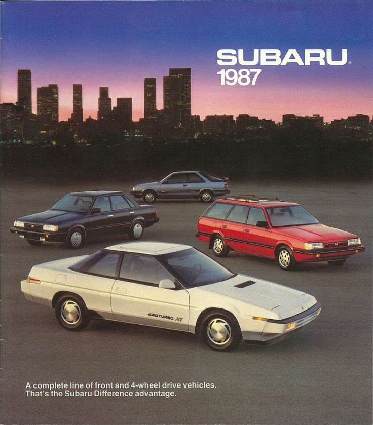 20 best Vintage Subaru images on Pinterest | Japanese cars, Autos ...