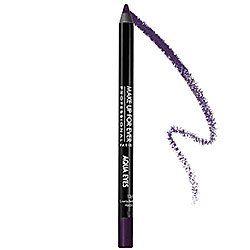 Make Up For Ever Aqua Eyes Waterproof Eyeliner Pencil - #6L (Black with Purple Highlights) - 1.2g/0.04oz