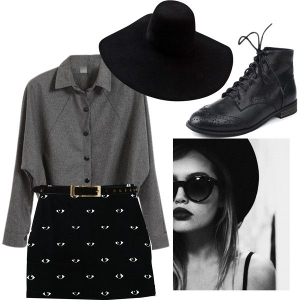 """teen witch"" by chloebubble on Polyvore"